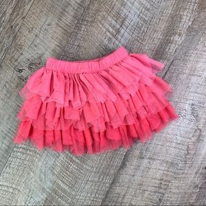 OshKosh Tulle Tiered Skirt SZ 3T